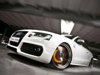 Компанией Senner Tuning было доработано купе Audi S5