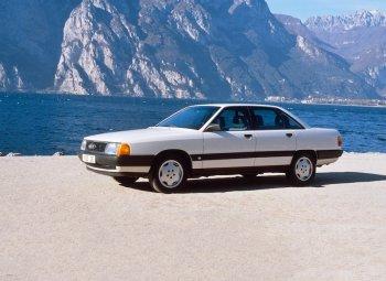 Брать или не брать «старенькую ретро» модель Audi 100 (C3) 1982-1991 годов выпуска