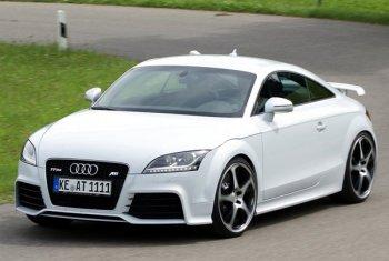 Тюнинг-ателье Abt доработали Audi TT до 470 лошадей