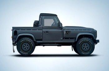 Тюнинг Land Rover Defender от ателье Kahn Design