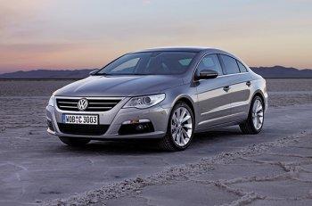 Volkswagen Passat CC – позволительная роскошь