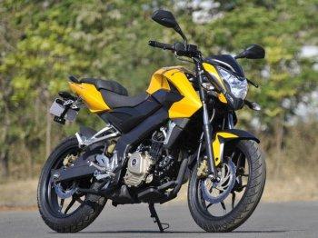 В России появятся мотоциклы Bajaj