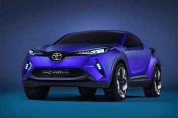 Новые концепты компании Toyota