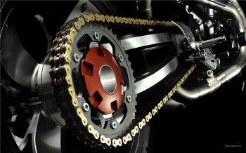 Разновидности мотоциклетных цепей