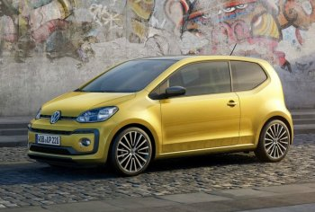 Автомобилю Volkswagen up! расширили моторную гамму