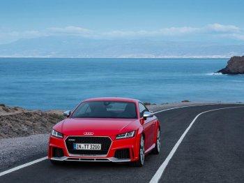 �������� ��������� ������ ���������� Audi TT RS