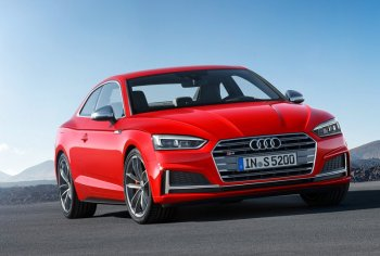 Прошла официальная презентация автомобиля Audi A5 нового поколения