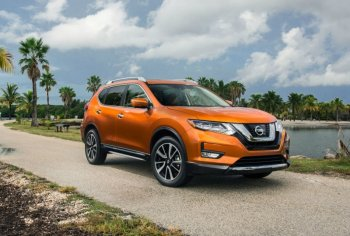 Nissan X-Trail получил гибридную версию