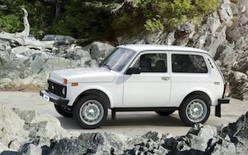 «АвтоВАЗ» выпустил обновленный внедорожник Lada 4х4