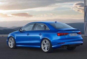 Семейство Audi A3 расширится за счет 4-дверного купе
