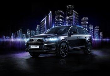 В России появилась лимитированная особая версия внедорожника Audi Q7