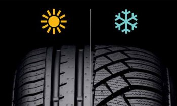 Летняя резина - меняем шины и диски