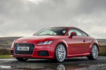 Audi TT – одна из самых ярких моделей последних двух десятилетий