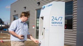 Замена масла и другие сервисные операции для владельцев Ford будут упрощены