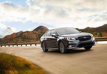 Subaru Legacy снова будет доступен российским покупателям
