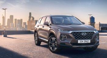 Стала известна первая информация о кроссовере Hyundai Santa Fe четвертого поколения