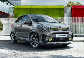 Объявлена российская стоимость автомобиля Kia Picanto из серии X-Line