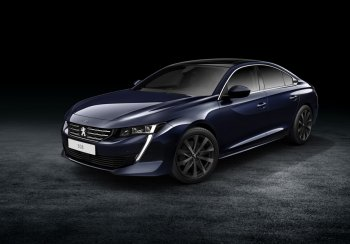 Раскрыты свежие подробности о новом автомобиле Peugeot 508