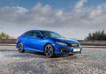 Представлен первый дизельный Honda Civic с автоматической коробкой скоростей