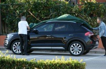 Производитель Volkswagen начал серийное производство нового компактного кроссовера