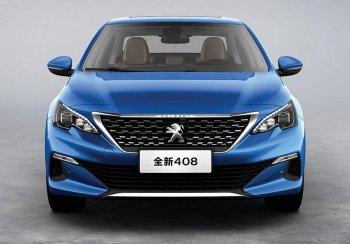 Седан Peugeot 408 получил плановое обновление
