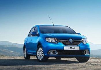 Renault Logan получил внедорожную модификацию