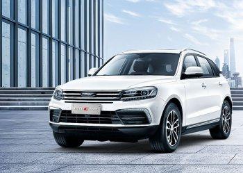 На российский рынок выходит новый китайский автомобиль Zotye Coupa