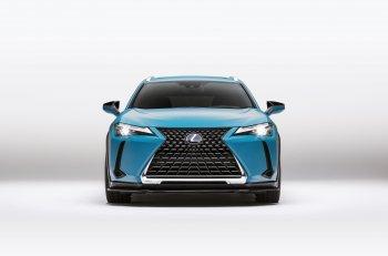 Представлена новая модификация автомобиля Lexus UX с гибридной силовой установкой