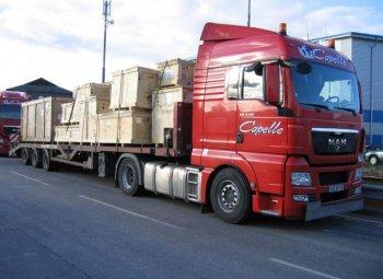 Каким транспортом можно отправить груз из Уральска