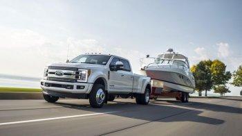 Автопроизводитель Ford обновил пикап F-Series Super Duty