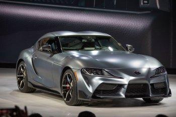 Тюнеры из ателье Prior Design придумали улучшения для автомобиля Toyota Supra
