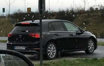 Презентацию нового поколения Volkswagen Golf отложили из-за ряда проблем