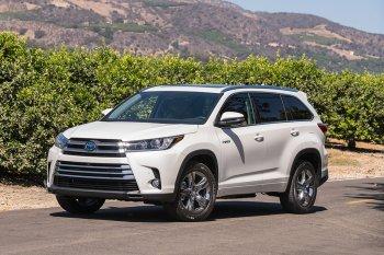 Состоялась официальная презентация нового поколения внедорожника Toyota Highlander