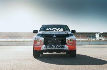 Автомобиль Mitsubishi L200 получил невероятно высокие показатели динамики