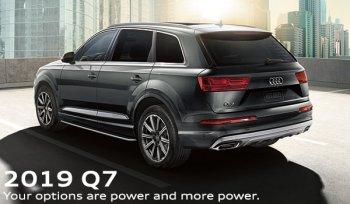 Осенью начнутся продажи обновленного Audi Q7
