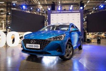 Представлен обновленный вариант автомобиля Hyundai Solaris