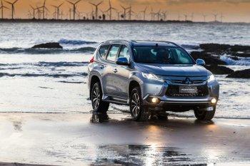Обновленный вариант Mitsubishi Pajero Sport с дизельным мотором появится в РФ