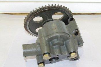 Как подается масло в двигатель грузового автомобиля КамАЗ?